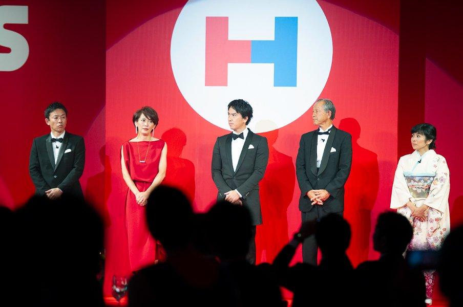 スポーツ界の社会貢献活動を表彰!今年の「HEROs AWARD」はこの人に。<Number Web> photograph by Yuki Suenaga
