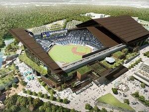 日本ハム栗山監督、選手も待望の新球場構想と関係者の切なる思い。