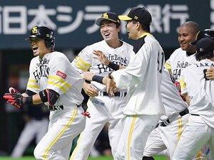 日本一へ「やられたままはイヤ」。千賀滉大、タイトルより登板の信念。