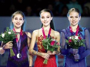 女子は4回転何本が最強か。ロシア3人娘が見せた新局面。