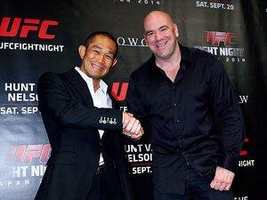 UFCの新たな試みで、格闘技ブーム再来なるか。~9・20さいたま大会、VTJとタッグ~