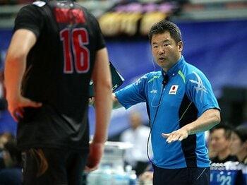 新監督の初采配に見えた、全日本男子バレーの変化。~サトウ氏が求める状況判断の質~<Number Web> photograph by AFLO