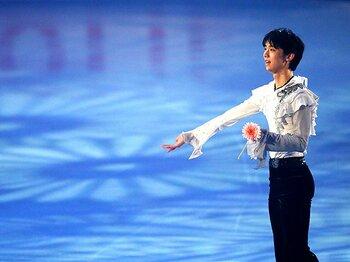 「負けないスケーター」という理想。羽生結弦がGPファイナルで追うもの。<Number Web> photograph by AFLO