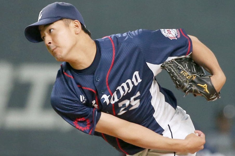 西武の先発問題をこの男が解決する?平井克典、新球で「自分の仕事」を。<Number Web> photograph by Kyodo News