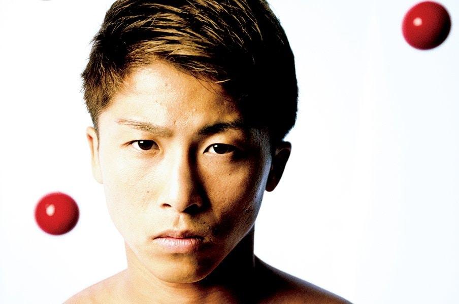 <ロングインタビュー>井上尚弥「勝利とKO本能と」<Number Web> photograph by Akira Matsuo