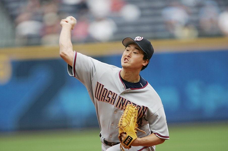 大家友和、引退と特殊なキャリア。「生涯、野球からは離れない」<Number Web> photograph by Kyodo News