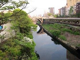 """神田川に沿って""""東京横断旅行""""。フォークソングの銭湯は、今も健在か?"""