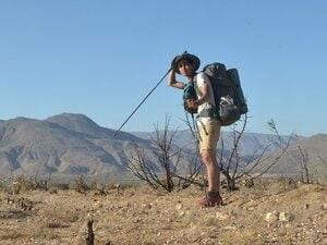 メキシコ国境からPCTハイク開始!ガラガラヘビ&エンジェルと出会う。