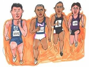陸上男子100m、日本人初の9秒台を達成するのは誰だ?