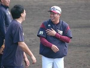 松坂世代初、12球団最年少監督。楽天・平石洋介の対話力が熱い。
