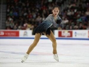 13歳で全米制覇のアリサ・リュウ。フィギュア界に新たなスター誕生か。