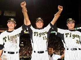 ベテランだけに任せておけない!!阪神快進撃を支える若虎たちに注目。