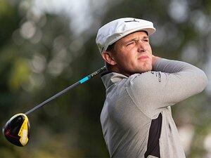 ゴルフ界の変わり者・デシャンボー。物理科学を駆使し、プレーはスロー。