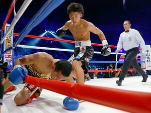 井上尚弥と内山高志、年末の衝撃。世界最高のボクサーは日本にいる?