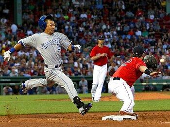 青木宣親を苦しめるチームの「思想」。出塁率という最大の武器が足かせに?<Number Web> photograph by Getty Images