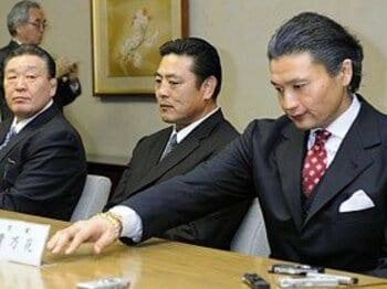 2010年初頭の角界を揺らした、2つの「乱」。~貴乃花理事就任と朝青龍引退~<Number Web> photograph by KYODO