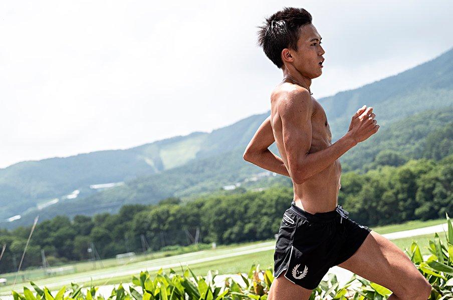 大迫傑をよく知る後輩が語る、なぜ、彼は強くなったのか。<Number Web> photograph by Shota Matsumoto