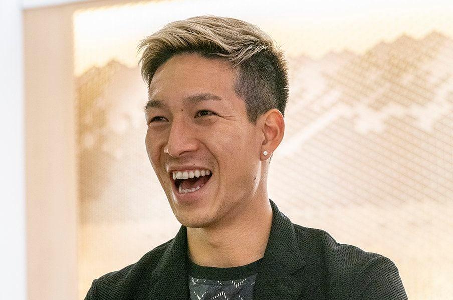 小林祐希はいつも「人ファースト」。欧州でも代表でも起業でも同じ哲学。<Number Web> photograph by Yuki Suenaga