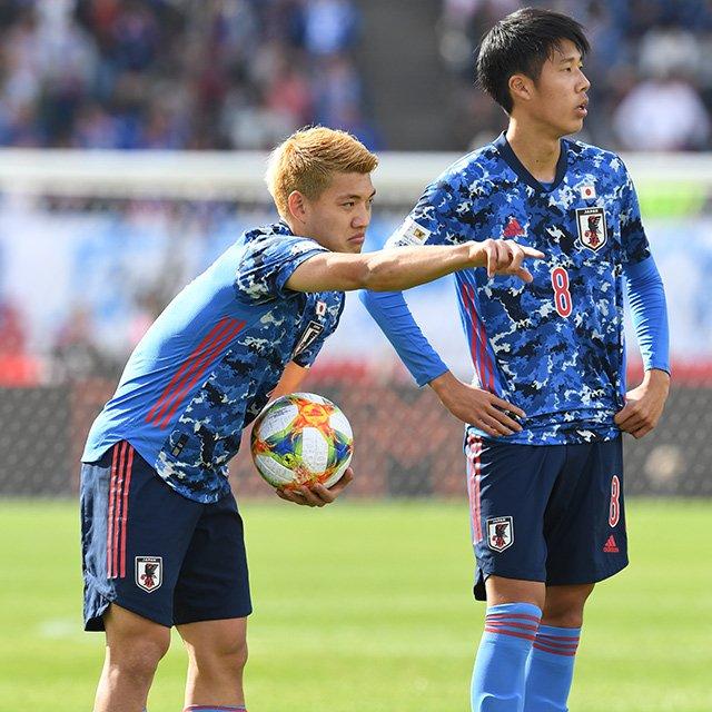 五輪代表唯一の大学生・田中駿汰。ボランチ競争で生き残るために。