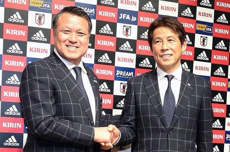 トルシエが考える日本代表の問題点。「西野にナショナリズムを託したのか?」<Number Web> photograph by Getty Images