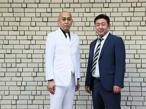 最年長ファイナリスト錦鯉(49歳&42歳)初のM-1を振り返る「島田紳助さんは僕らをどう感じただろう」