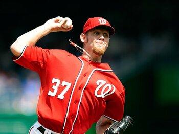 ナショナルズの変身と若手の鮮度。~MLBの弱体球団、快進撃の理由~<Number Web> photograph by Sports Illustrated/Getty Images