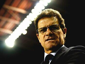 ファビオ・カペッロ 「常勝の秘訣を教えよう」 ~イングランドW杯制覇の野望~<Number Web> photograph by Getty Images