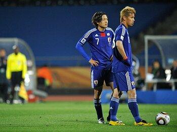 ジャブラニが示した日本の今後の「課題」。~W杯でFKの得点が少なかった理由~<Number Web> photograph by Takuya Sugiyama(JMPA)