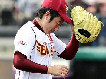 初球がストライクなら、打ち取れる。松井裕樹の初登板で見えた「課題」。 <Number Web> photograph by NIKKAN SPORTS