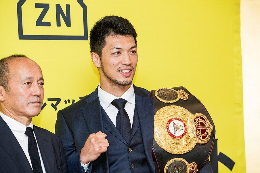 """村田諒太は王者から""""最強""""へ。WBA2位を「ノックアウトできる」。<Number Web> photograph by Kiichi Matsumoto"""
