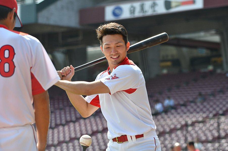 鈴木誠也が化けたきっかけはU21!?野球で、国際大会の成績は重要か。<Number Web> photograph by Hideki Sugiyama