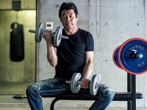 <55歳が2カ月でマイナス7kg!> なぜ赤井英和はダイエットに目覚め、成功できたのか。
