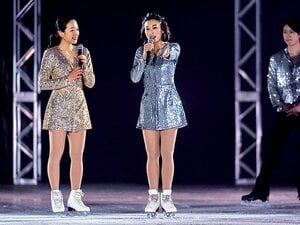 浅田真央 私のスケート愛(4)「ツアーを支える女子2人」