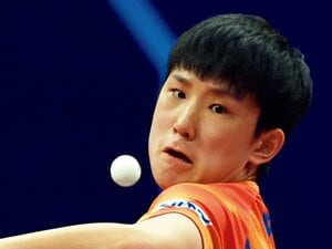 [打倒中国の青写真]張本智和「勝てる可能性はかなりある」