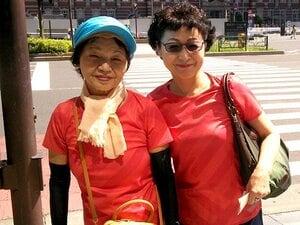 大阪マラソンの成功祈願はお墓参り。ほのぼのランのはずが、あわや遭難!?