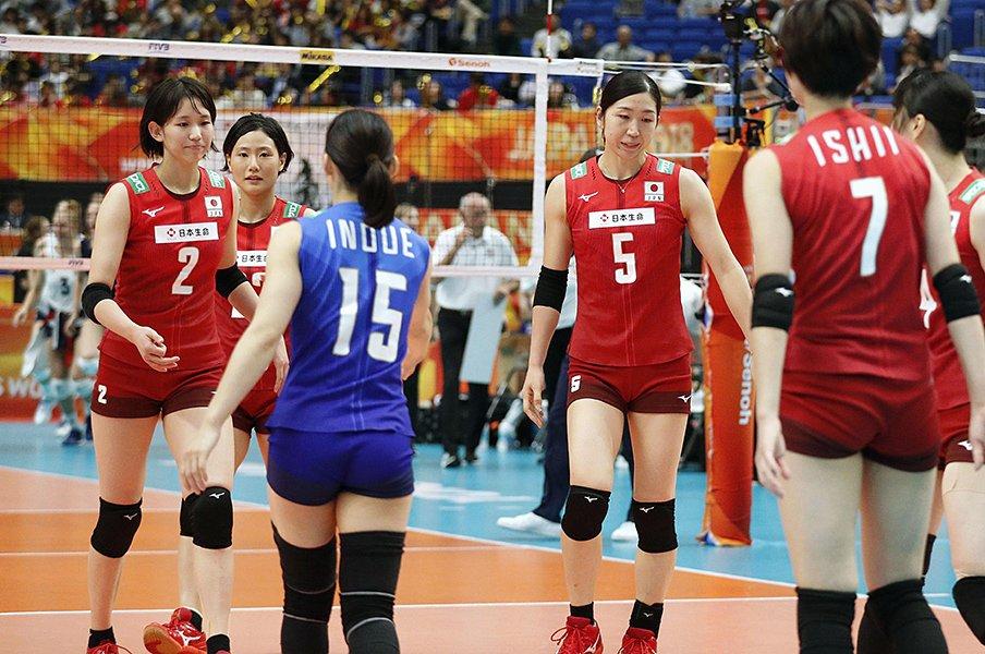 世界バレーが億単位の大赤字!日本優遇が置き去りにしたもの。<Number Web> photograph by Kyodo News