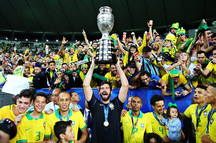 ブラジルを「解放」したコパ優勝...