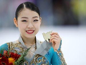 紀平梨花、シーズン初戦優勝。練習での不調を覆した集中力。