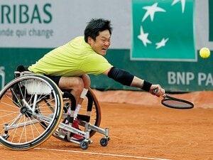 車いすテニスの絶対王者、国枝慎吾は甦るか。~定位置だった世界ランク1位に再び立つために~