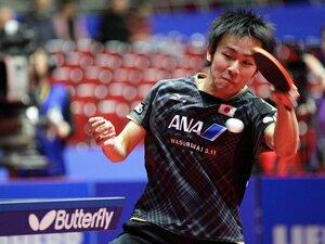 男子卓球で20年ぶりに高校生代表。丹羽孝希が五輪初メダルの切り札に!