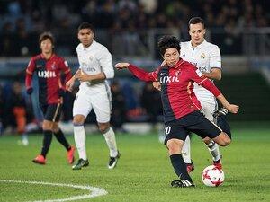 「本気のレアル」を体感した鹿島。クラブW杯決勝、福西崇史が見た本質。