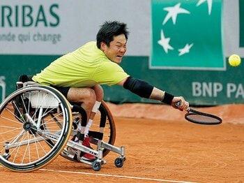車いすテニスの絶対王者、国枝慎吾は甦るか。~定位置だった世界ランク1位に再び立つために~<Number Web> photograph by AFLO