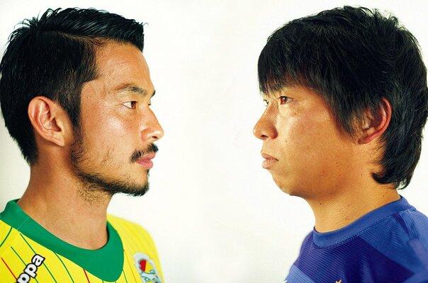佐藤勇人&寿人は双子で「親友」。 性格は正反対、サッカー愛は同じ。
