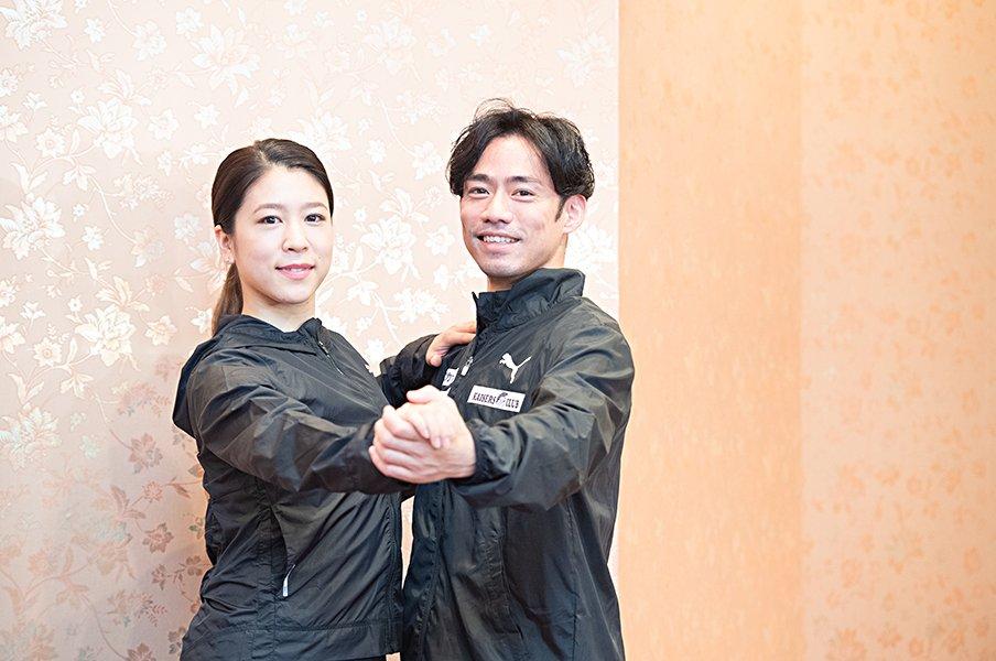 「肉体改造」で来年はバキバキに?高橋大輔がダンスで表現したいこと。<Number Web> photograph by Asami Enomoto
