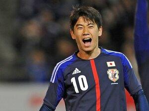 本田、長友不在の日本をW杯へ導く!ヨルダン戦、「トップ下・香川」の期待。
