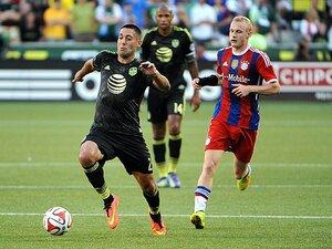 MLSの観客動員力。~シアトルで平均4万人超の理由~