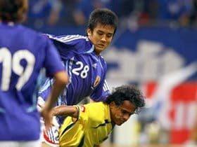 キリンカップ VS.コロンビア