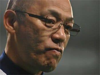 """「野球は素晴らしい」と語る落合監督。その""""夢""""はファンに届いているか?<Number Web> photograph by Naoya Sanuki"""