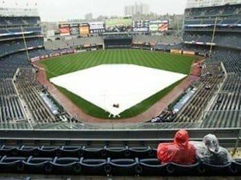 ヤンキース、本塁打急増の秘密。~暴かれた新球場のカラクリ~<Number Web> photograph by Getty Images