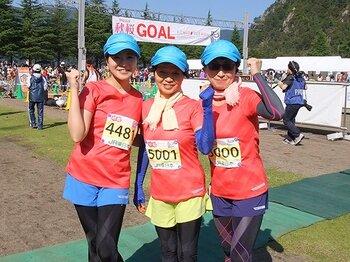 初のハーフマラソンは、越後湯沢で!美食はレースの敵? 味方?<Number Web> photograph by Aya Nakajima